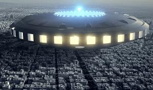 large spaceship